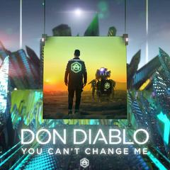 Don Diablo - You Can't Change Me MP3 (4.24 MB)